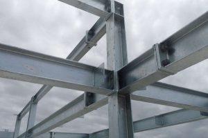 اسکلت های فولادی