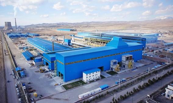 شرکت فولاد صنعت بناب