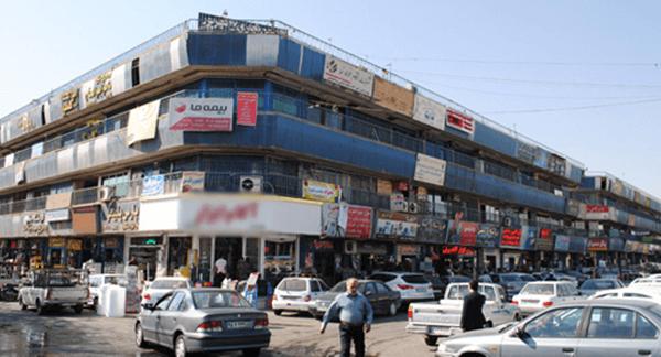 بازار آهن شادآباد