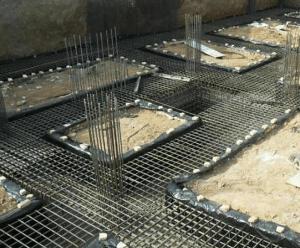 انواع آرماتورها در ساختمان